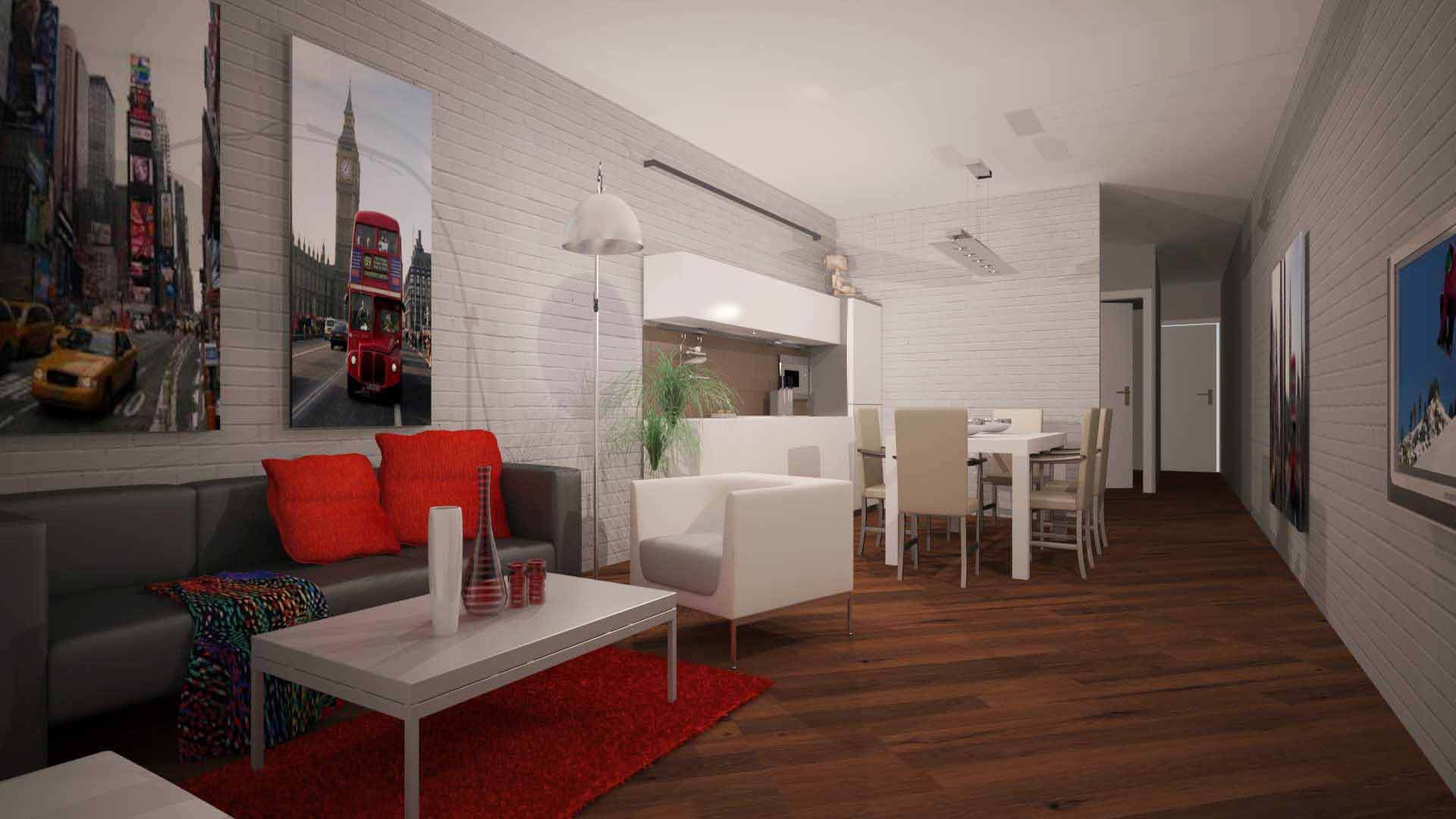 Decorador de interiores dise adora 3d en badajoz for Decorador de interiores