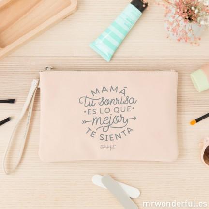 regalos_dia_de_la_madre_neceser_pulsera_mama_tu_sonrisa_es_lo_que_mejor_te_sienta