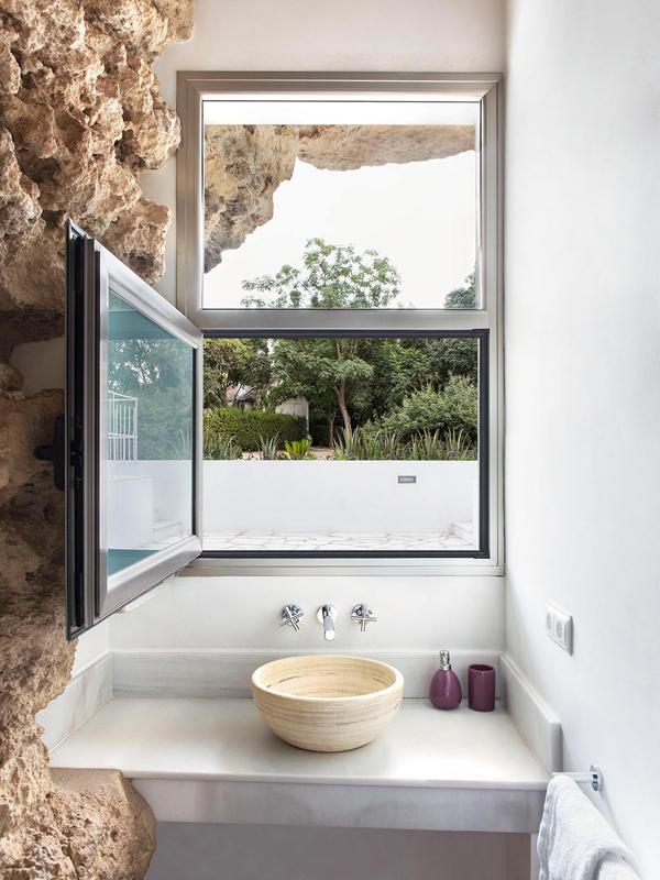 Baño-cueva