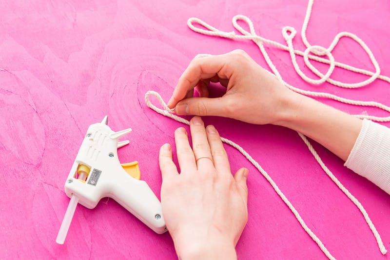 Preparacion de cuerda