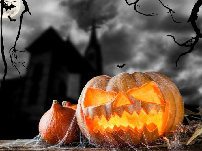 Nos preparamos para Halloween