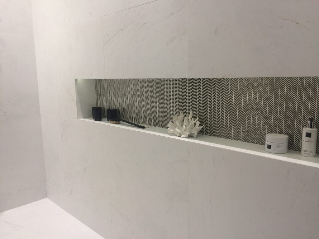 Porcelanosa baño