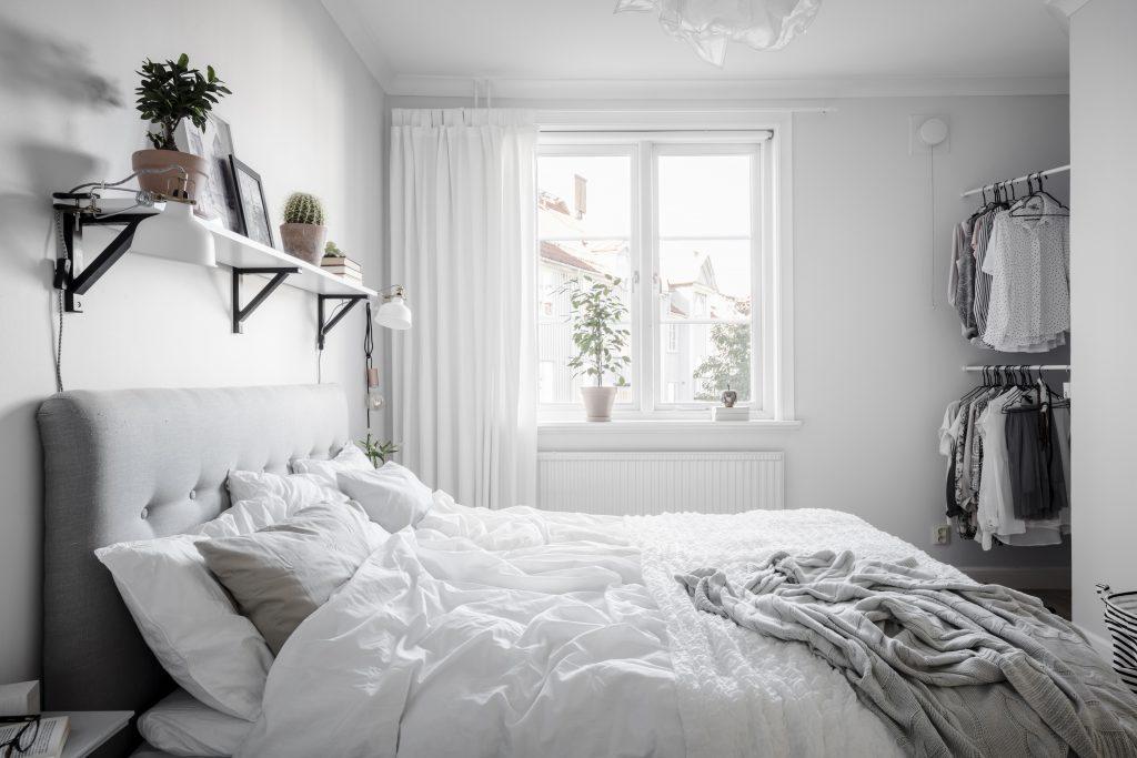 Apartamento en blanco