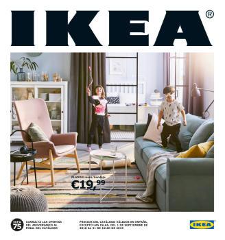 Nuevo Catalogo Ikea 2019