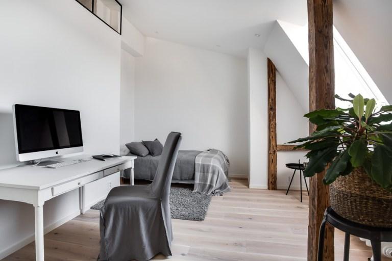 Apartamento para la vida urbana