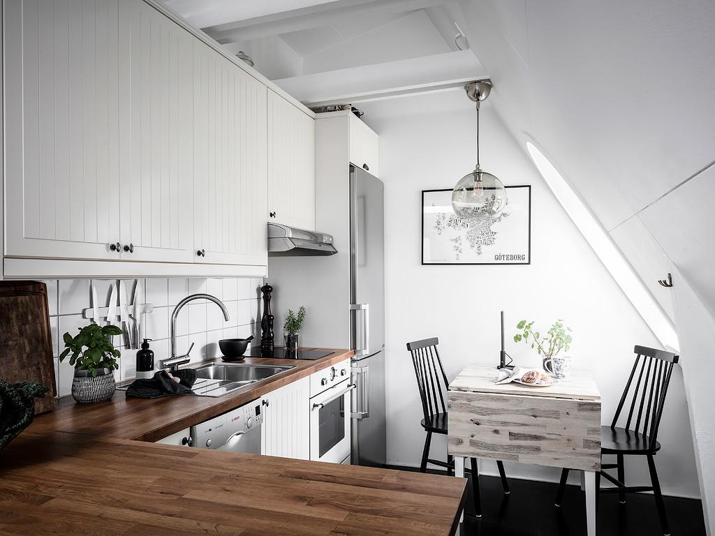 ¿queréis ver un hogar de 30m2?